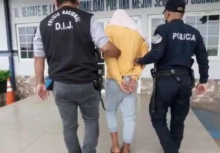 Aprehenden a colombiano vinculado a crimen en Panamá Oeste