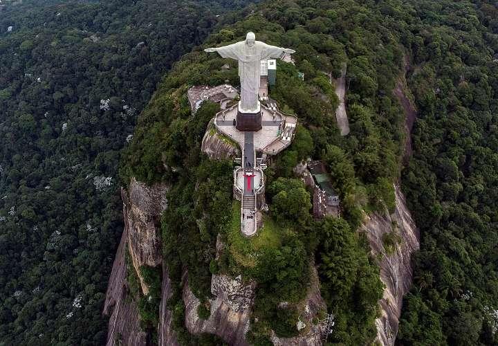 El Cristo de Río, 90 años como símbolo de Brasil