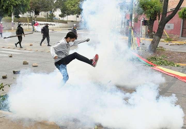 La polarización en Bolivia rebrota en una jornada de paro contra una cuestionada ley