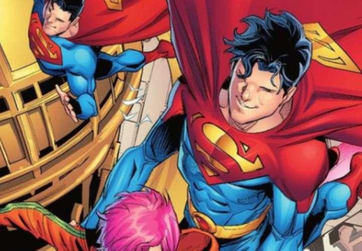 Superman, bisexual en el nuevo cómic de DC