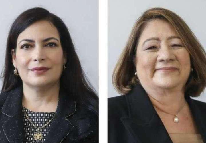Asamblea recibe designación de magistradas