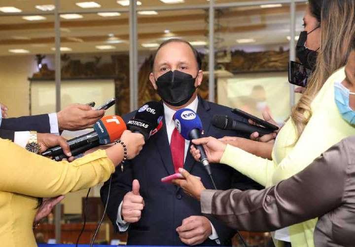 Araúz: 'No buscamos reformas electorales cosméticas'
