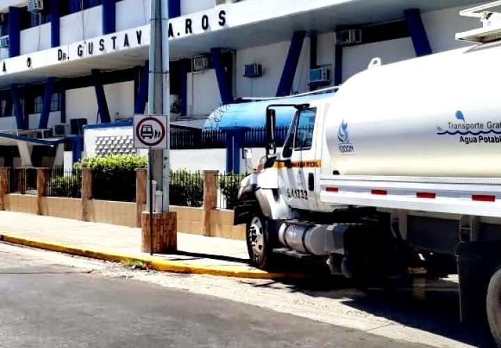 Fuerza de Tarea Conjunta se activa para enfrentar crisis del agua en Chiriquí