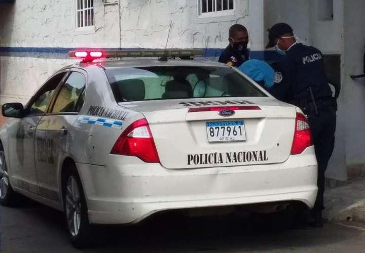 Menor aprehendido como sospechoso de homicidio en Las Tablas