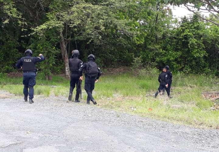 Policía sigue búsqueda en El Chumical; asesinados habían estado en La Joyita