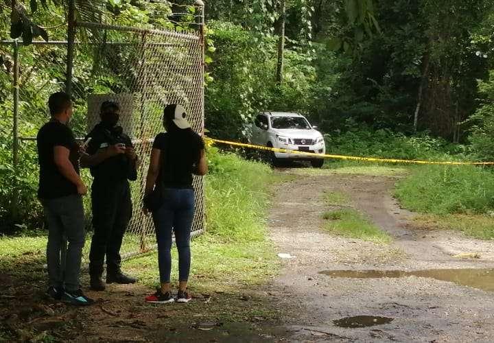 ¡Macabro!  Encuentran 7 cadáveres en una fosa en Colón
