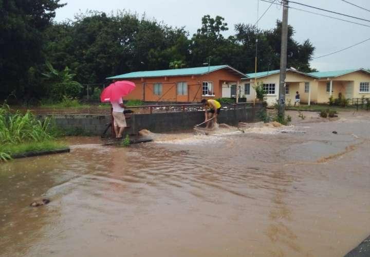 Monitorean ríos en Azuero ante incremento de lluvias