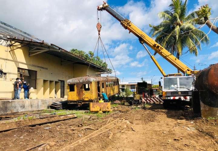 Antiguo ferrocarril de Bugaba se convertirá en un Museo