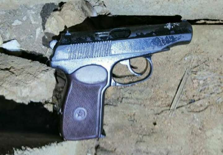 Menor de 17 años irá preso por andar con armas de fuego