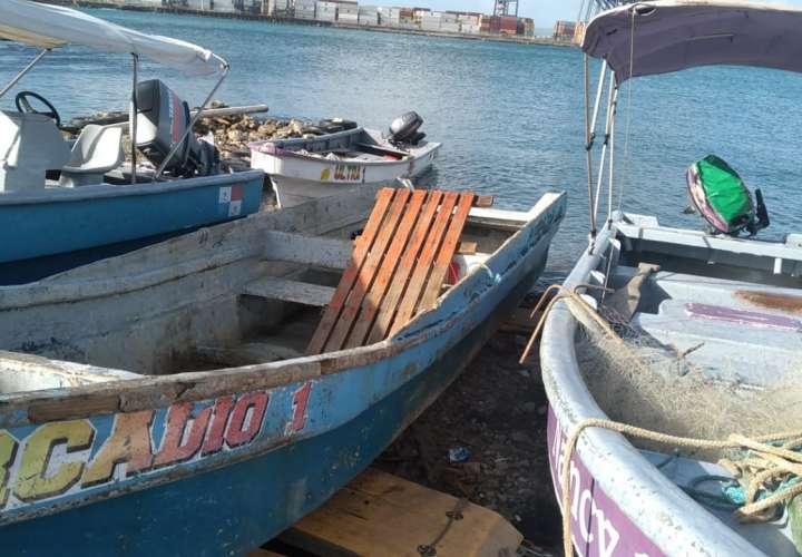 ¡Maldito oleaje! Pescador fallece llegando al muelle
