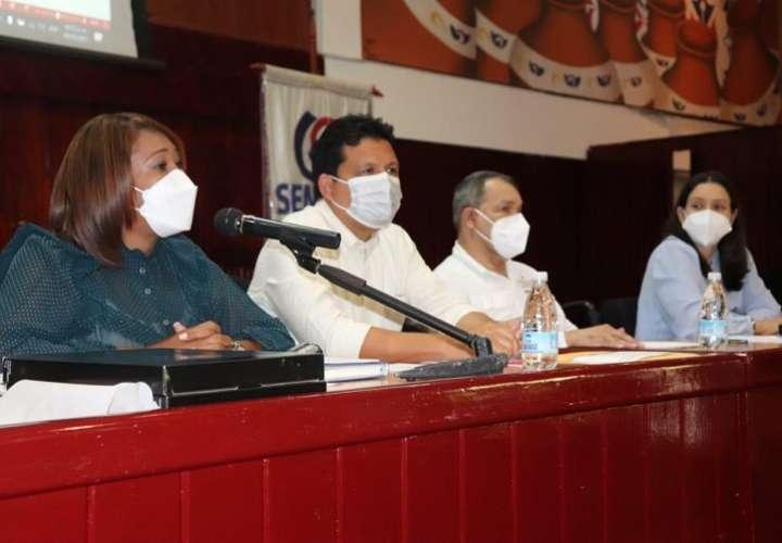 Realizan Consejo Nacional Consultivo de Discapacidad en la provincia Herrera