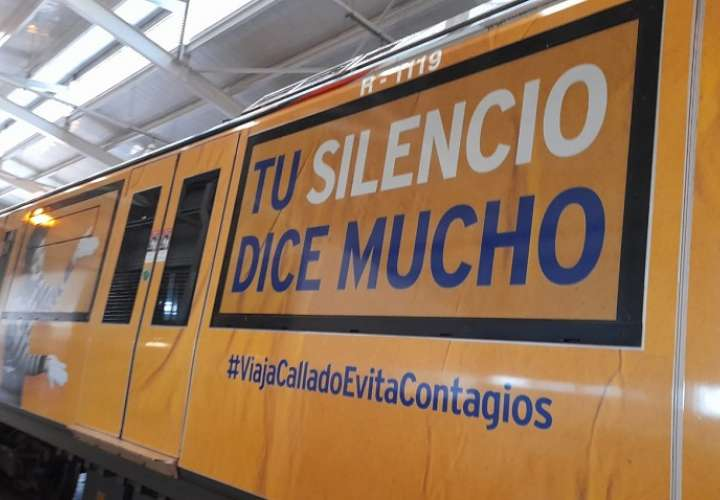 """Metro de Panamá lanza su campaña """"Tu Silencio Dice Mucho"""""""
