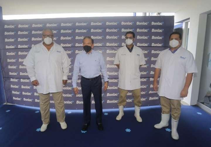 Bonlac inaugura nueva planta de yogurt y potencia el consumo a nivel nacional