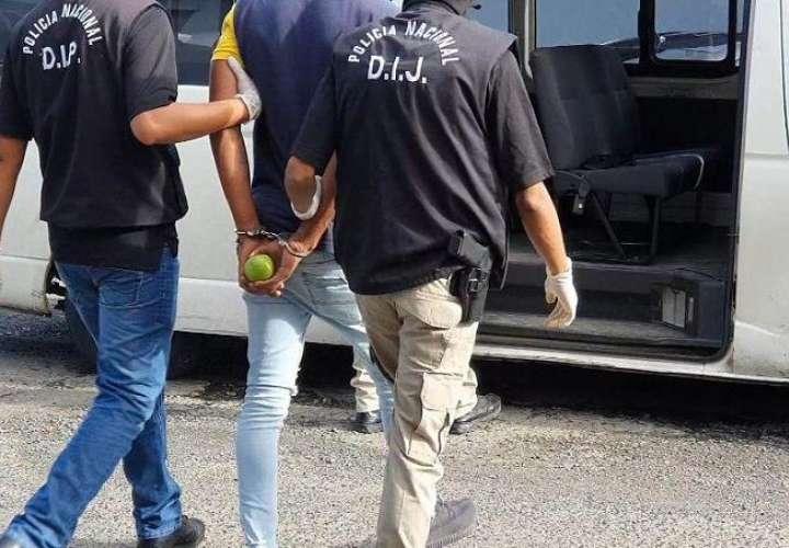 Más de 60 capturas por droga, pandillerismo y homicidio en Colón