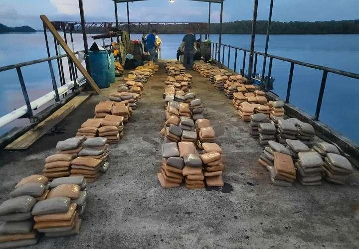 Más de 3 mil capturas y 9 toneladas de droga fueron incautadas en mayo