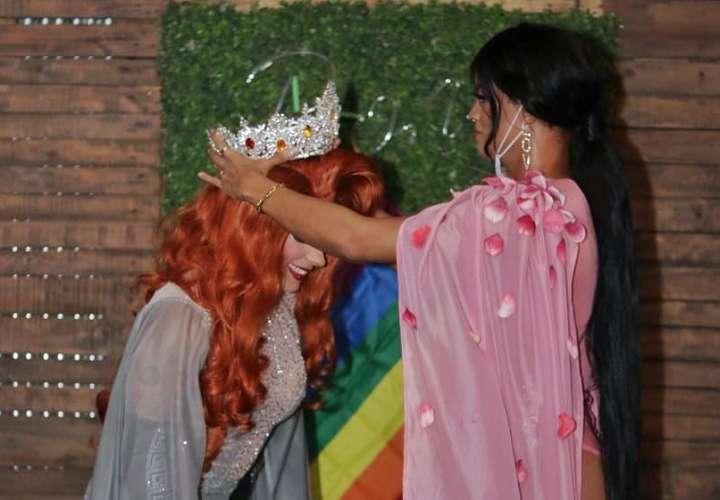 Comunidad LGBTQI+ designa a Valentina Zegna como la reina Pride Panamá 2021