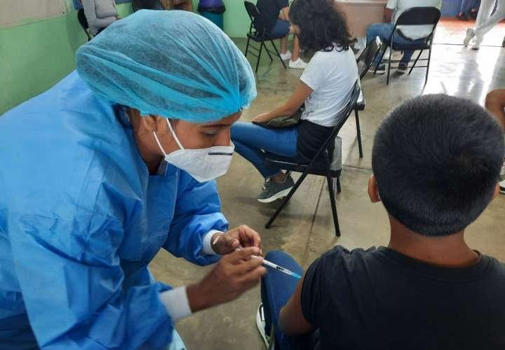 365 mil personas están vacunadas contra la Covid-19 en Chiriquí