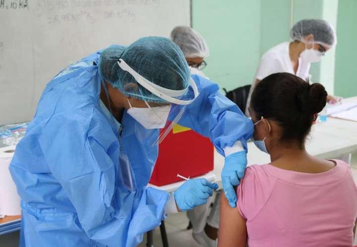 Con esta vacunación un alto porcentaje de la población quedará inmunizada contra el Covid-19.