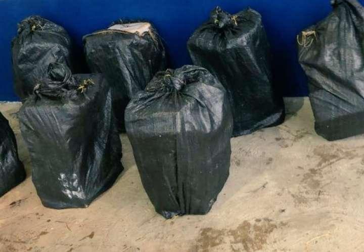 Los mandan presos por el decomiso de 140 kilos de coca