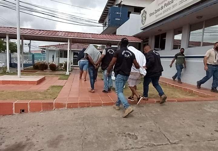 Aprehenden a presuntos homicidas de Panamá Oeste