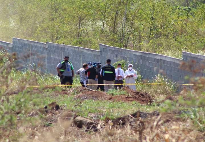 Identifican cadáver encontrado en terreno baldío