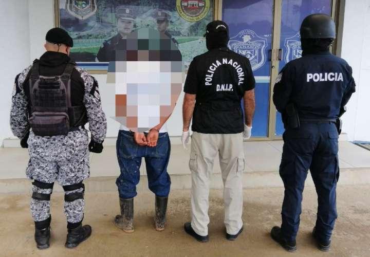 Cae abusador y asesino de niña en Gualaca