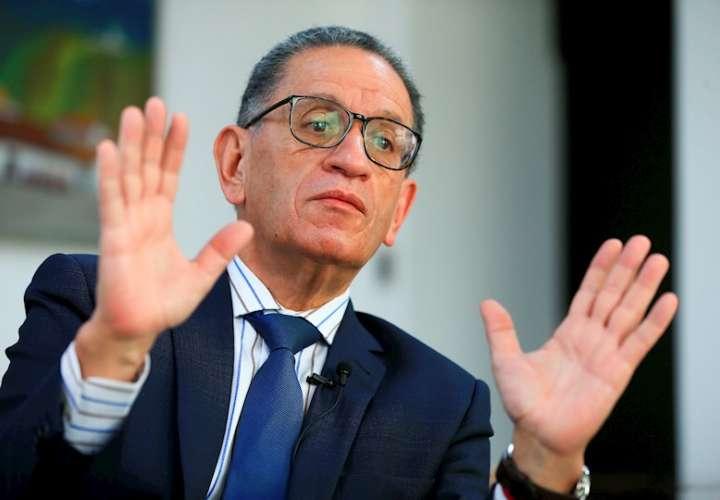 El ministro ecuatoriano de Energía y Recursos Naturales No-Renovables, Juan Carlos Bermeo. EFE