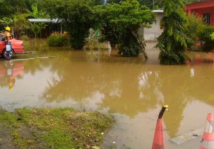 Lluvias dejan afectaciones en Chiriquí y Bocas del Toro.