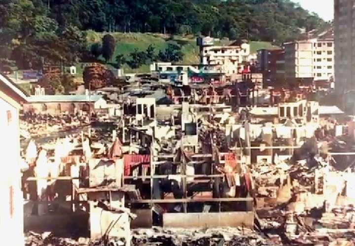 La cinta contiene testimonios, imágenes y videos de lo sucedido el 20 de diciembre de 1989. Foto ilustrativa / Tráiler del documental.