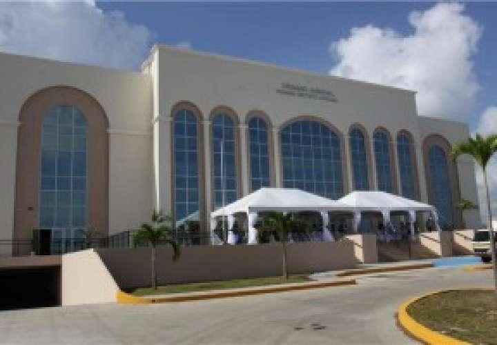 Detienen a seguridad de Órgano Judicial por presunto blanqueo de capitales