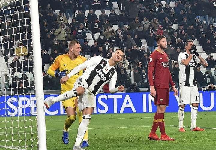 Cristiano se lanzó por este nuevo desafío con la Juventus y le bastaron pocas semanas para demostrar su capacidad./ AP