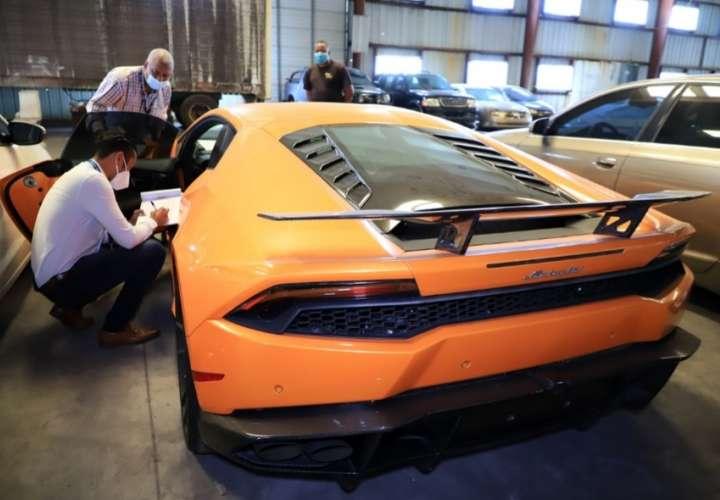 MEF: El Lamborghini de Tony NG no estaba perdido sino guardado