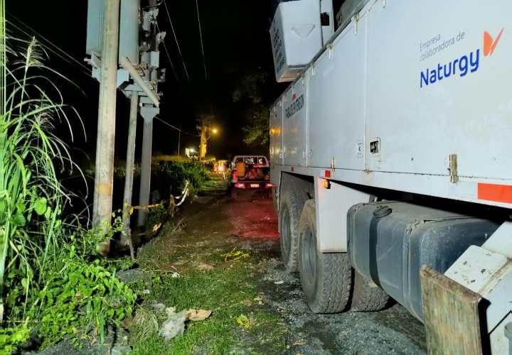 Empresa eléctrica lamenta muerte de trabajador a manos de delincuentes