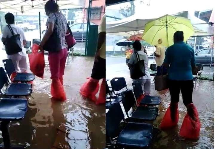 Lluvias provocan afectaciones en Panamá Oeste