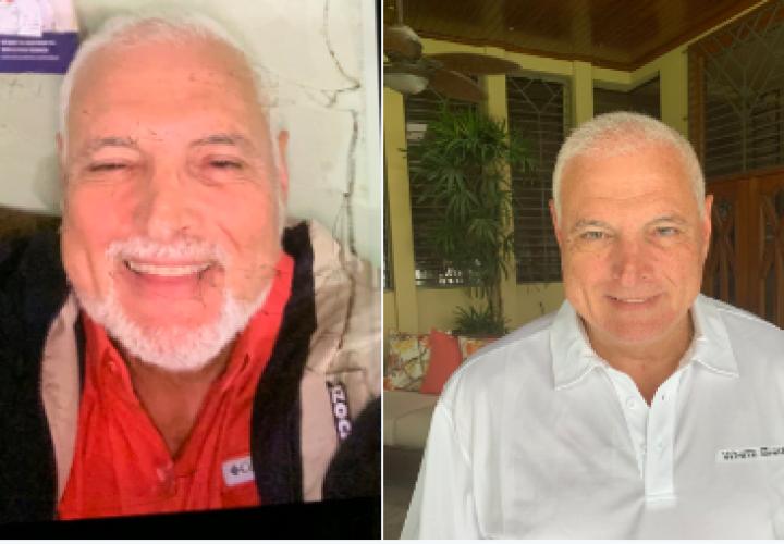 Expresidente Martinelli renueva su imagen con un cambio de look