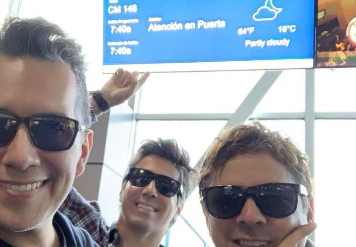 Los Rabanes se presentan en México y preparan gira por EE.UU.