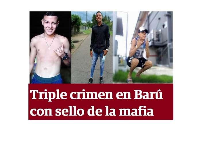 Revelan nuevos datos del triple homicidio de Chiriquí; no hay detenidos