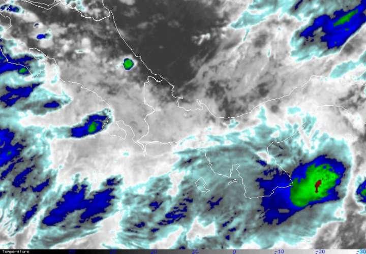Onda Tropical #30 mantendrá el clima inestable durante las próximas 72 horas