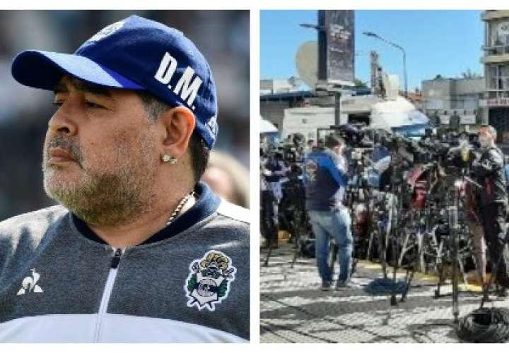 Maradona evoluciona sin complicaciones y no tendrá secuelas, según su médico