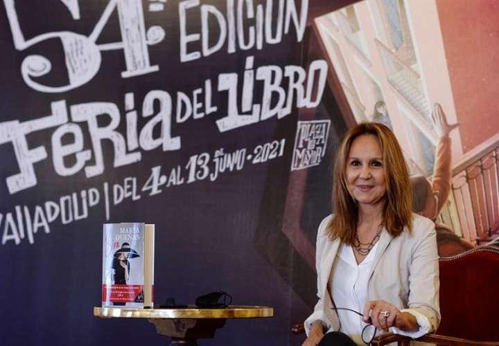 En la imagen la novelista española María Dueñas. EFE