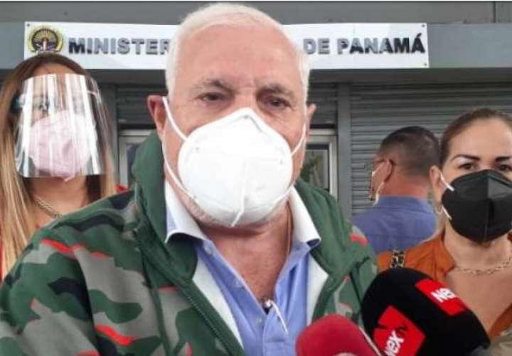 """Órgano Judicial: no hay imputación contra Martinelli en el caso """"pinchazos"""""""