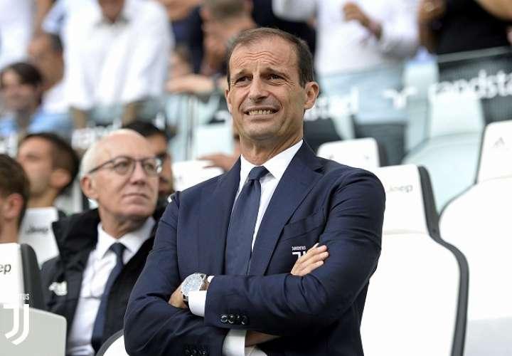 Massimiliano Allegri espera llegar a la final de la Champions League./@juventusfces