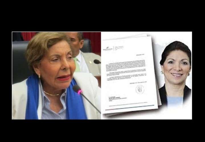 """Mayín califica de """"exabrupto"""" designación de Gómez"""