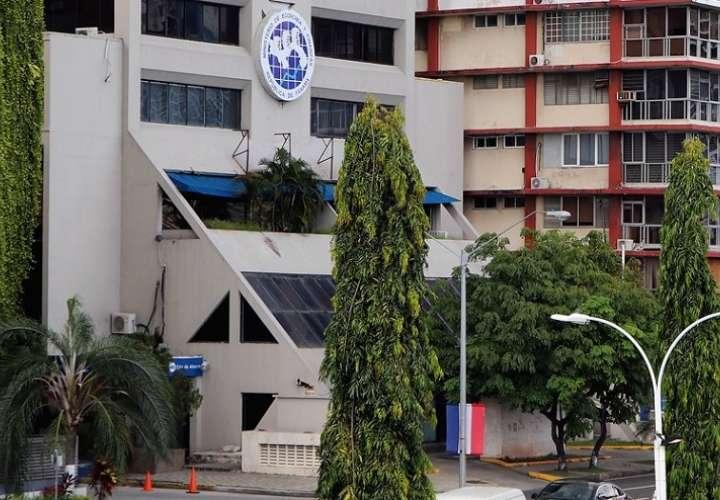 Sede del Ministerio de Economía y Finanzas.