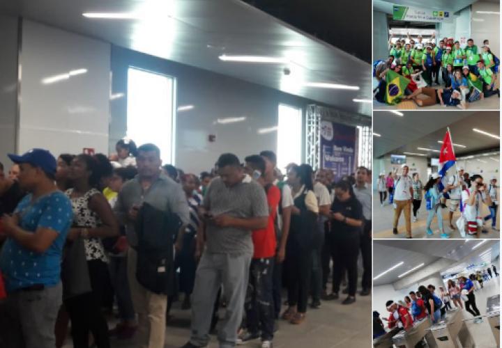 Más de 470 mil usuarios se han transportado en el metro durante la JMJ