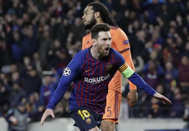 Barcelona vence al Lyon y se clasifica a los cuartos de final de la 'Champions'