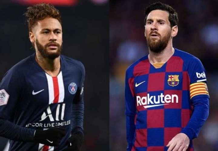 Messi se medirá a Neymar en octavos de final de la Champions