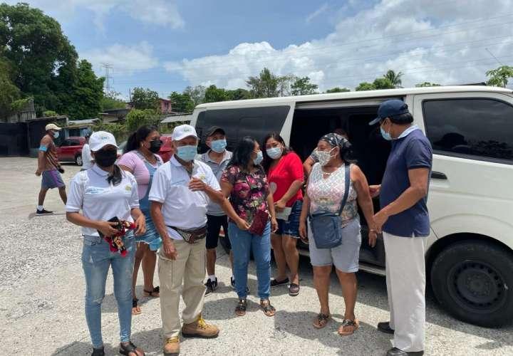 Partido Realizando Metas suma nuevos miembros en Colón y Guna Yala