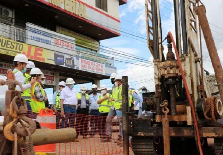 Más de 260 sitios han sido utilizados de estudios por construcción de la Línea 3