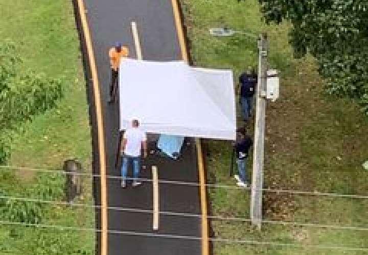Extranjero muere mientras corría en el Parque Omar